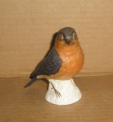 Goebel Bird Figurine/ Bluebird