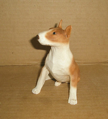 Dog figurine Castagna Bull Terrier