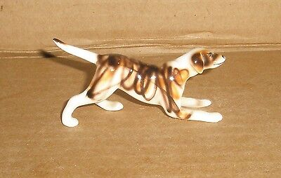Dog Figurine  Pointer/bone china