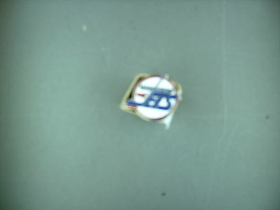Winnipeg Jets  Hockey Club Pin Vintage 1980