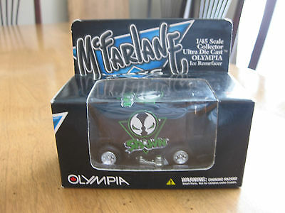 Spawn  Olympia  Ice Resurfacer Die Cast Scale 1/45