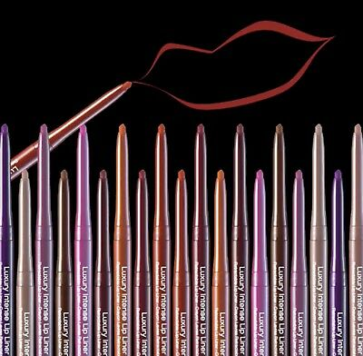 Kiss New York Professional Luxury Intense Lip Liner Choose From Orange & Others