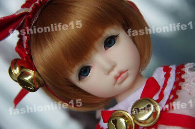 Bjd 1/6 Doll Baby elin bjd doll FACE MAKE UP+FREE EYES A