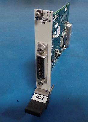 National Instruments NI PXI-GPIB High Performance Controller