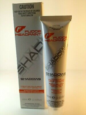 Fudge Head Paint Boosters,ntensifier60Ml Permanent Colour New Style