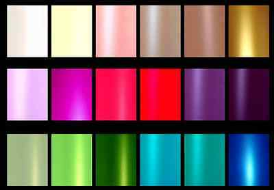 Pack of 10 Sheets Centura Pearlescent Card (Various Colours) A4 single sided
