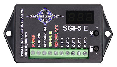 Dakota Digital Universal Speed Adapter Calibrator Signal Interface SGI-5