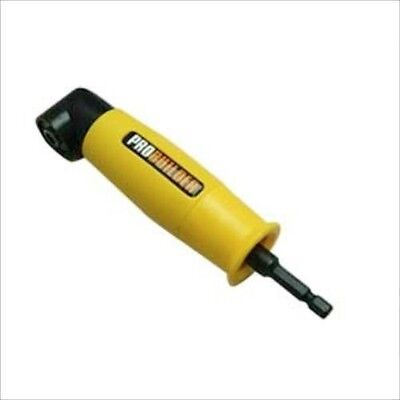 Close Right Angle Head Attachment Driver Bit for Power Drill Offset Screwdriver