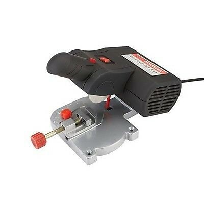 Mini Small Cutoff Cut-Off Saw Power Tool for Hobby Wood Metal Angle Moulding
