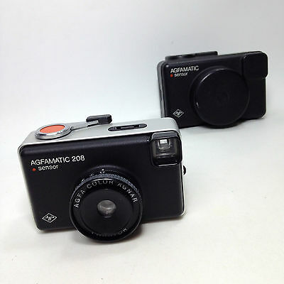 Vintage AGFAMATIC 208 CAMERA For 126 Film