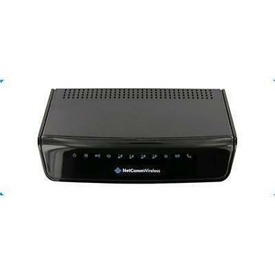 how to set up nas on netcomm ac1600