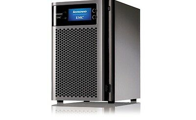 Lenovo EMC px6-300d Network Storage 6 Bay Diskless NAS