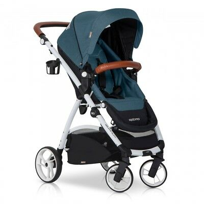 OPTIMO Adriatic Buggy Kinderwagen Sport Spazierwagen Baby Set