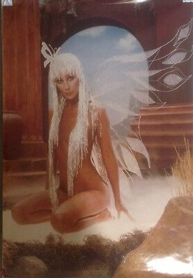 Cher Poster 1979, Harry Langdon ;bonus, Bonus, Bonus See Below!