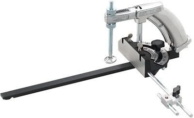 Table Saw Miter Gauge with Clamp Hold Down Stop Tool Mitre Gage Clamping