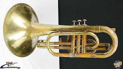 F.E. Olds & Son 1978 Mellophone, Fullerton, CA, AS-IS for Parts, Project A23445