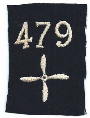 WWI 479th Aero Squadron Enlisted Patch