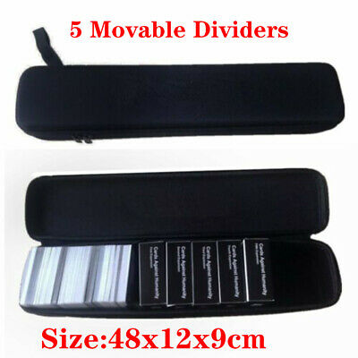 Travel Carry Storage Hard Case Box Bag for Cards Against Humanity Card Games AU