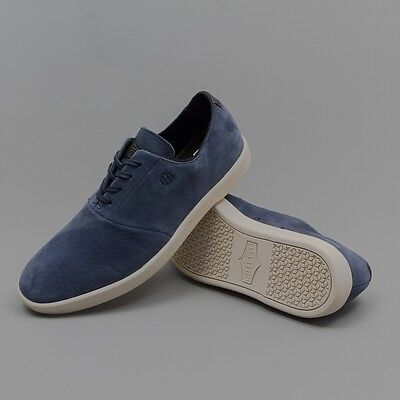 Huf Gillette Shoes - Navy/White