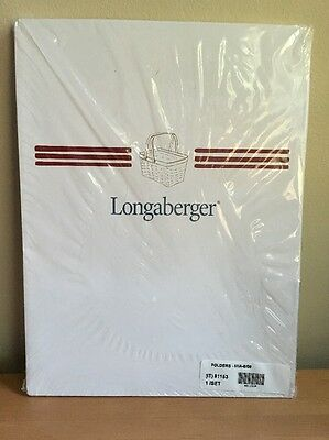Longaberger Pocket Folders - Package of 12