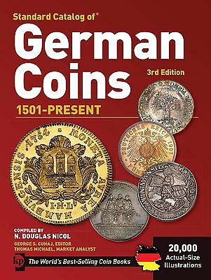 Standard Catalog of German Coins 1501-present 3rd Edition PDF Catalog`