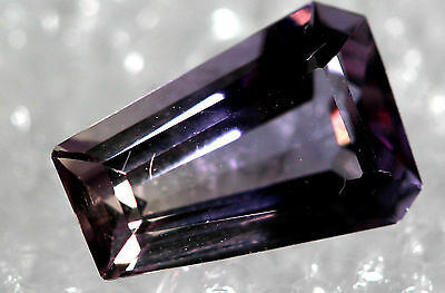 Genuine Natural Ametrine Trapezoid Shape Faceted AM-05