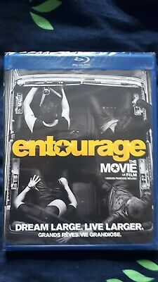 Entourage Movie (Blu-ray/DVD/Digital, 2015, Canadian, FRENCH INCLUDED)