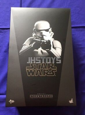 Hot Toys 1/6 Star Wars Stormtrooper Episode IV 4 A New Hope Storm Trooper MMS267