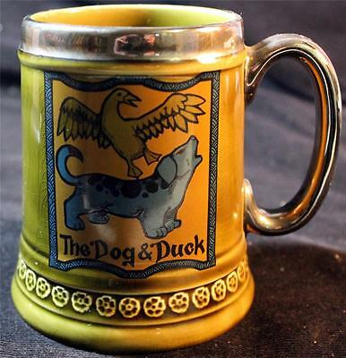 Lord Nelson Pottery Mug Hand-Crafted Made In England