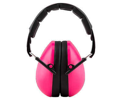 Baby Banz Children's Protective Earmuffs 2-10 years - Pink