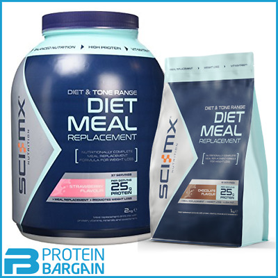 Sci-MX Nutrition Diet Pro Meal Replacement 1kg or 2kg Slimming Shake!!