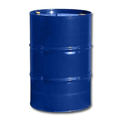 Blue metal Tighthead Drum, 216 L, UN approved, Twin L Ring (23015)