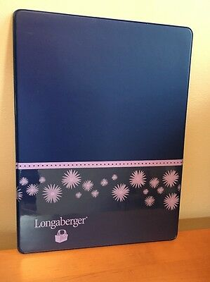 Longaberger Blue Lapboard - Writing Board