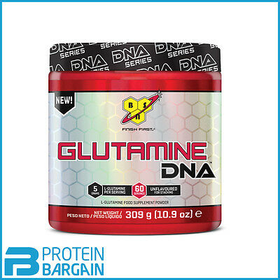BSN Glutamine DNA 309g Muscle Build And Recovery **AMAZING PRICE**