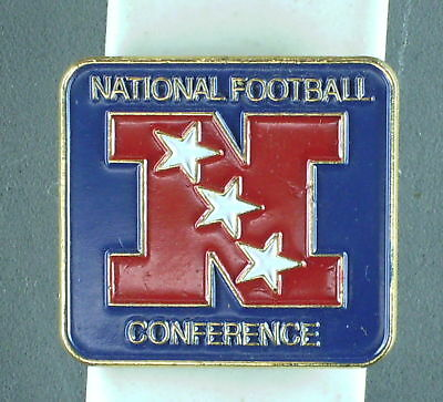 National Football Conference Pin vintage