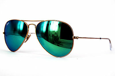 Ray-Ban Sonnenbrille/Sunglasses AVIATOR LARGE METAL RB3025 112/19 55[]14 3N #*