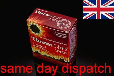 ### OLIMP Therm Line Forte FAT BURNER WEIGHT LOSS 60 TABLETS ###
