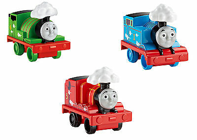 Fisher-Price My First Thomas & Friends Puffer Pullback - Thomas James or Percy