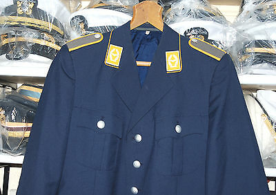 German Air Force Officers Parade Jacket With Insignia (Gu1)