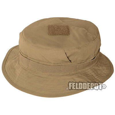 Helikon Tex CPU®-Hat Coyote Tactical Boonie PoCo Ripstop