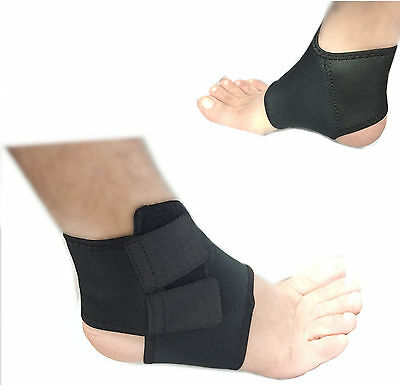 Neoprene Ankle Support compression strap running tendon injury brace sprain foot