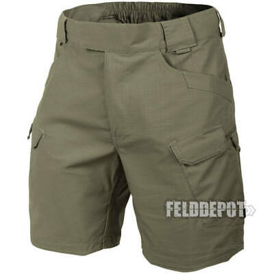 Helikon Tex Urban Tactical Pants Shorts 8,5'' UTP Adaptive Green RIP-STOP