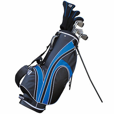 Masters MC-Z580 Mens Golf Package Set Graphite Left Handed