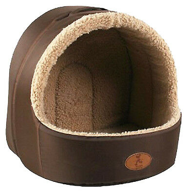 Soft Pet Pets Bed Dog Puppy Cat Kitten Bed House Sleeping Warm Mat Cave Igloo WS