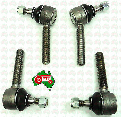 CHEAP POST! Tractor Tie Rod End Kit Ford 3910 4110 2600 3600 2000 3000 4000 4100