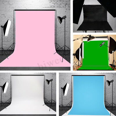 12 Kinds of Pure Color Photography Background Cloth Backdrop Photo For Studio