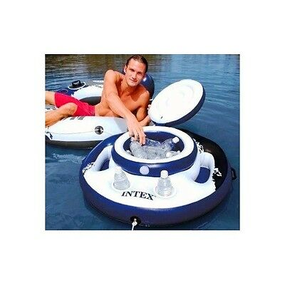 Intex Mega Chill Floating Drinks Cooler for sea swimming pool or spa / hot  tub