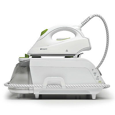 Hotpoint SG C11 CKG UK Steam Generator Iron Soleplate Tehnology - White