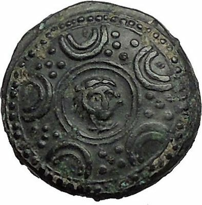 RARE Alexander III the GREAT Hercules Shield Coin 336BC Greek Coin i56047