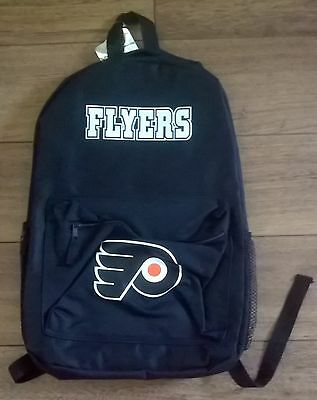 Philadelphia Flyers NHL Logo Backpack